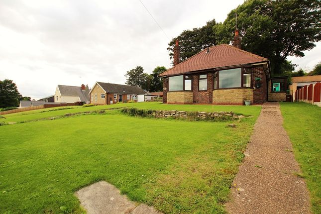 Thumbnail Detached bungalow for sale in Waggon Lane, Pontefract