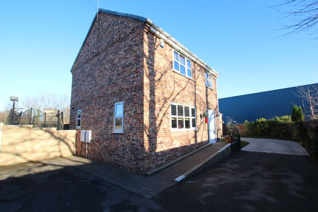 Thumbnail Detached house for sale in Weeland Road, Knottingley