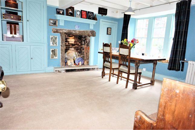 Dining Room of Manor House Mews, High Street, Yarm TS15