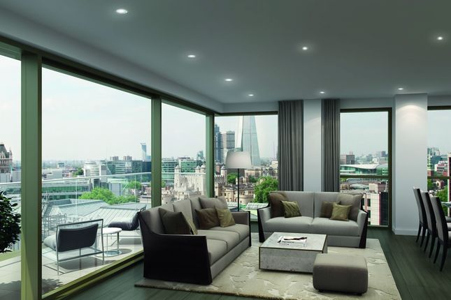 Thumbnail Flat for sale in Royal Mint Gardens, Lavender Place, Tower Hill