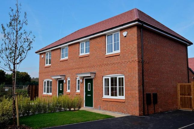 Thumbnail Town house to rent in Mullineux Street, Worsley, Manchester