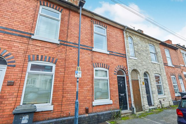 Thumbnail Shared accommodation to rent in Manchester Street, Derby