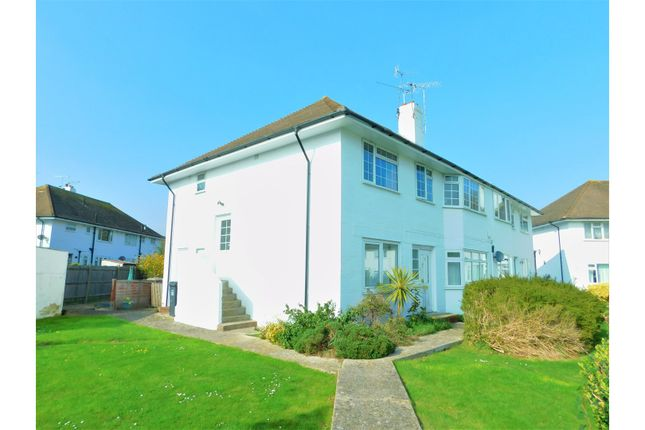 Thumbnail Flat for sale in Shirley Close, Worthing