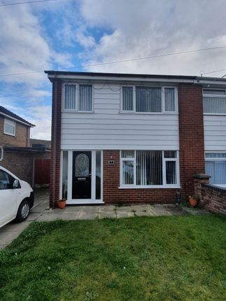 Thumbnail Semi-detached house for sale in Deltic Place, Deltic Way, Kirkby, Liverpool