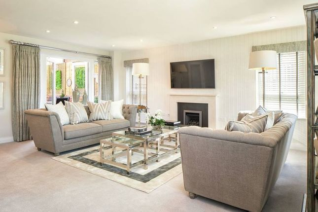 "Thumbnail Property for sale in ""The Collinson - Showhome Sales & Leaseback"" at Andover Road North, Winchester"