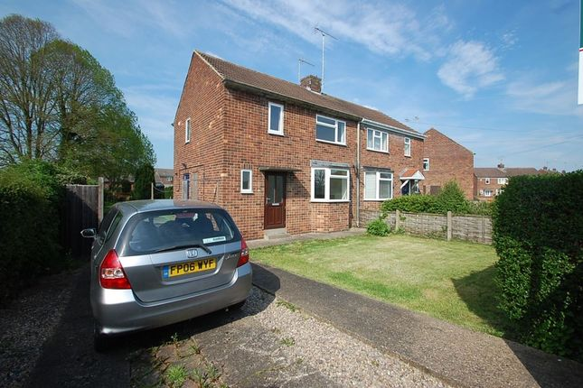 Thumbnail Property to rent in Field Avenue, Hatton, Derbyshire