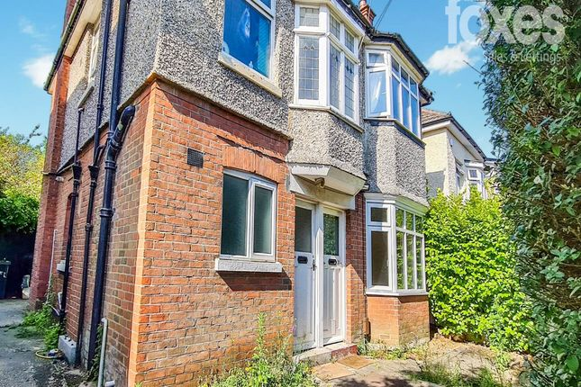 Thumbnail Flat to rent in Mortimer Road, Charminster, Bournemouth