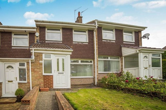 Thumbnail Terraced house to rent in Briardene, Burnopfield, Newcastle Upon Tyne