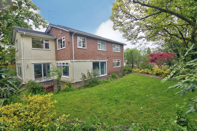 Thumbnail Detached house for sale in Stow Park Crescent, Newport