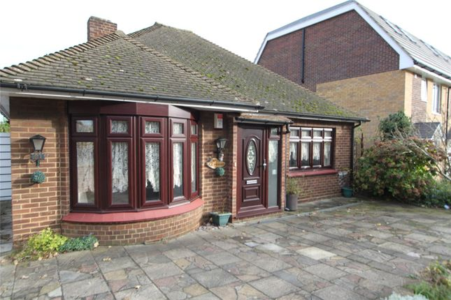 Thumbnail Detached bungalow to rent in Rochester Road, Gravesend, Kent