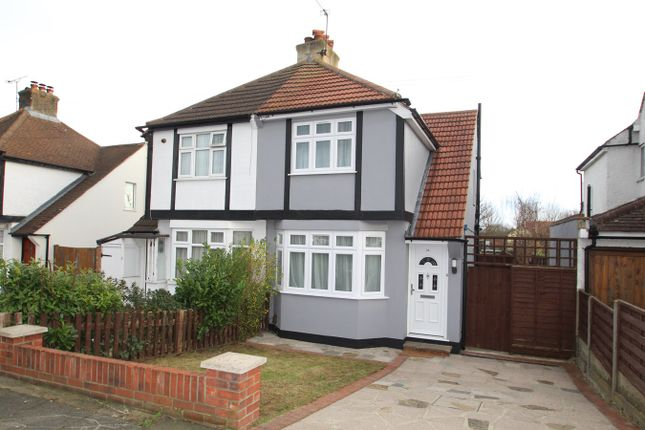 Thumbnail Semi Detached House To Rent In East Drive Orpington