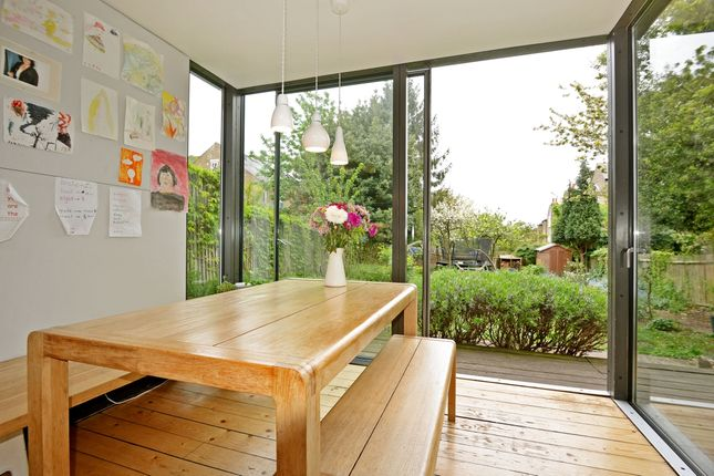 Thumbnail Semi-detached house to rent in Herne Hill, London