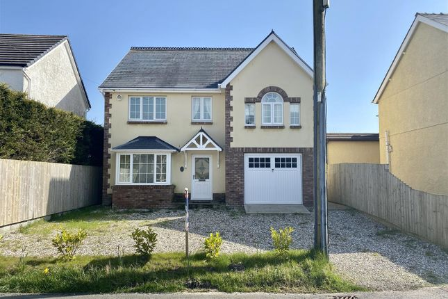 Thumbnail Detached house for sale in Pantyblodau Road, Blaenau, Ammanford