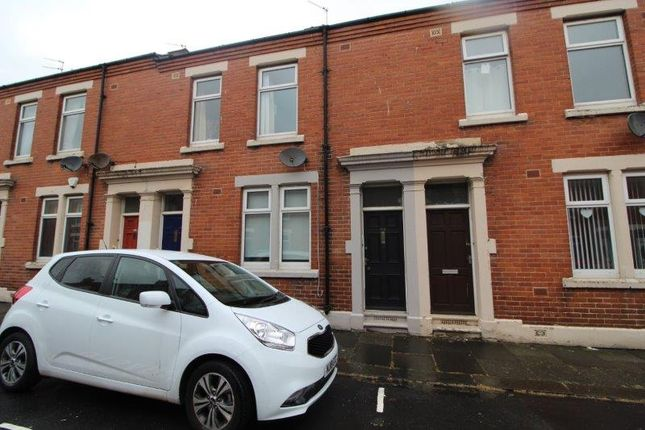 Thumbnail Flat to rent in Disraeli Street, Blyth