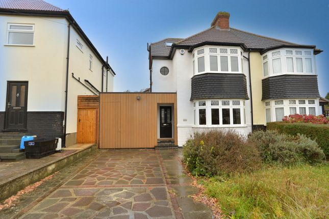 Thumbnail Semi-detached house to rent in Hawthorn Drive, West Wickham