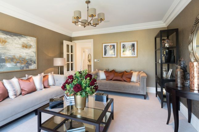 Thumbnail Detached house for sale in Brompton Gardens, London Road, Ascot Berkshire