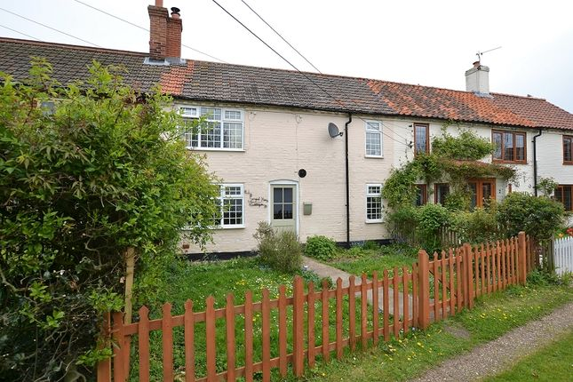 Thumbnail Terraced house for sale in Paradise Lane, Bawdeswell, Dereham, Norfolk.