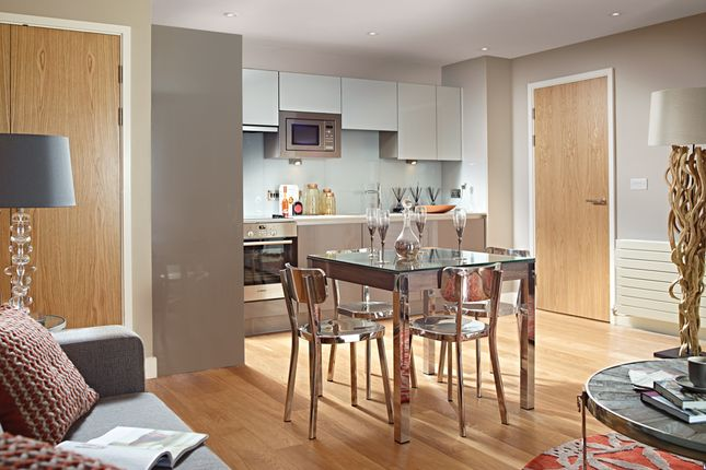 2 bedroom flat for sale in Wapping Wharf, Bristol