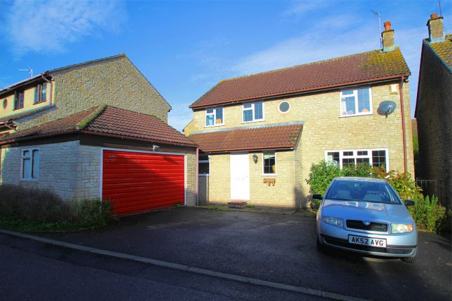 Thumbnail Detached house for sale in Inglestone Road, Wickwar, Wotton-Under-Edge, South Gloucestershire