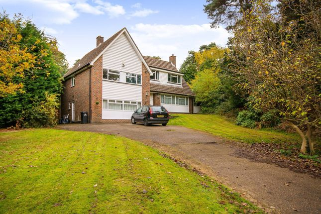 Thumbnail Detached house for sale in Sprucedale Gardens, Shirley
