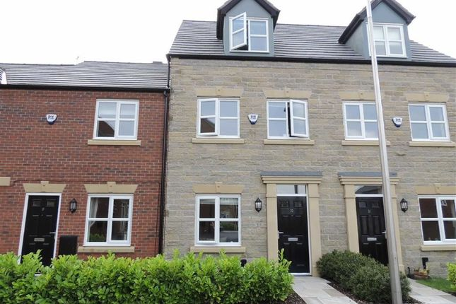Thumbnail Terraced house for sale in Southwood Close, Marple, Stockport