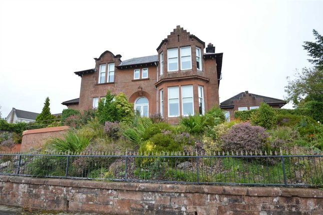 Thumbnail Detached house for sale in Mansionhouse Road, Mount Vernon, Glasgow
