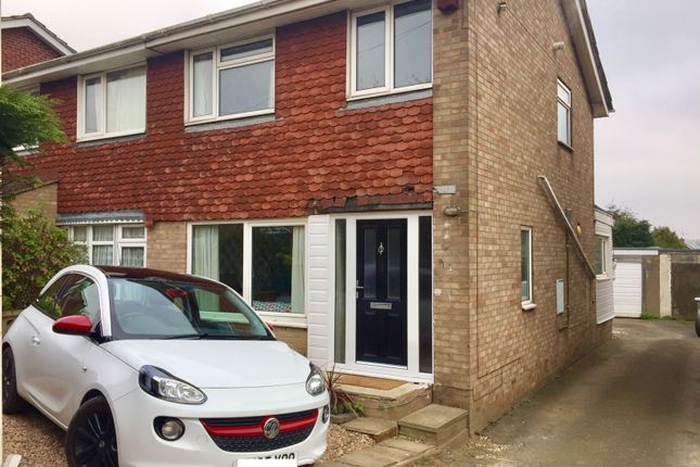 Thumbnail Semi-detached house for sale in Goodliff Road, Grantham
