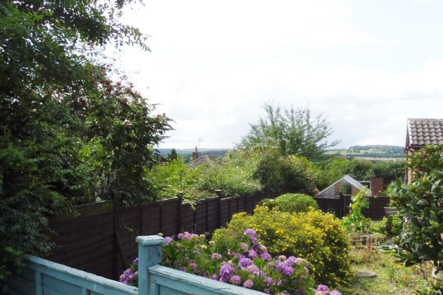 View From Garden of Wayland Avenue, Worsbrough S70