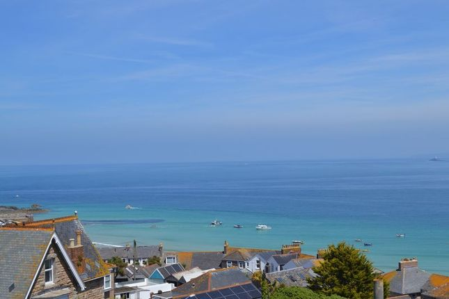 Thumbnail Flat for sale in Talland Road, St. Ives