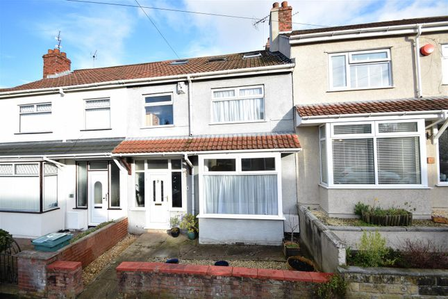 Thumbnail Terraced house for sale in Martingale Road, Brislington, Bristol