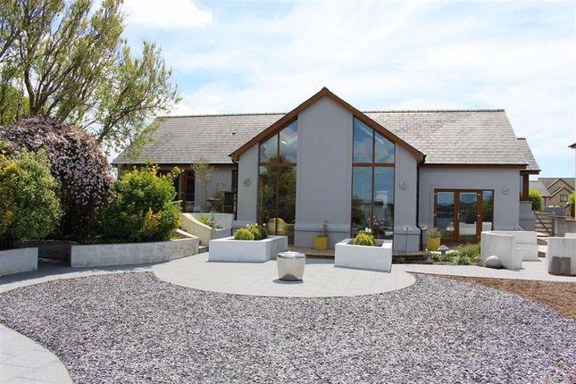 Thumbnail Detached bungalow for sale in Ocean Way, Pennar, Pembroke Dock