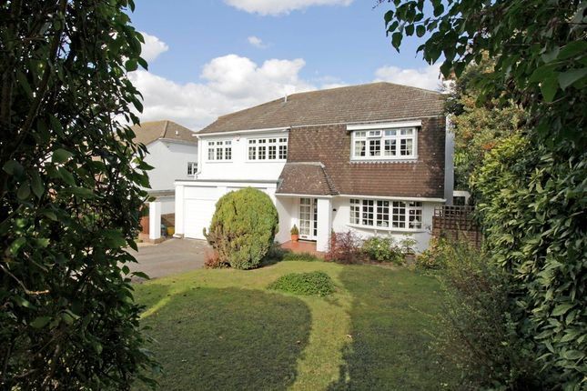 Thumbnail Detached house for sale in Parkfield, Hartley, Longfield