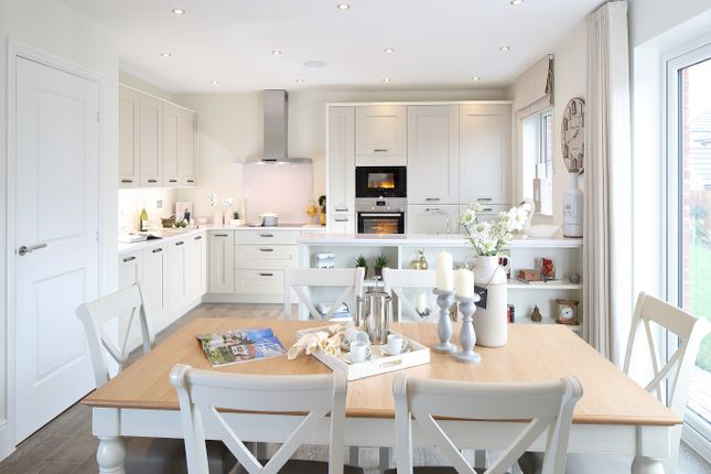 Thumbnail Detached house for sale in St David's Meadow, Colwinston, Vale Of Glamorgan