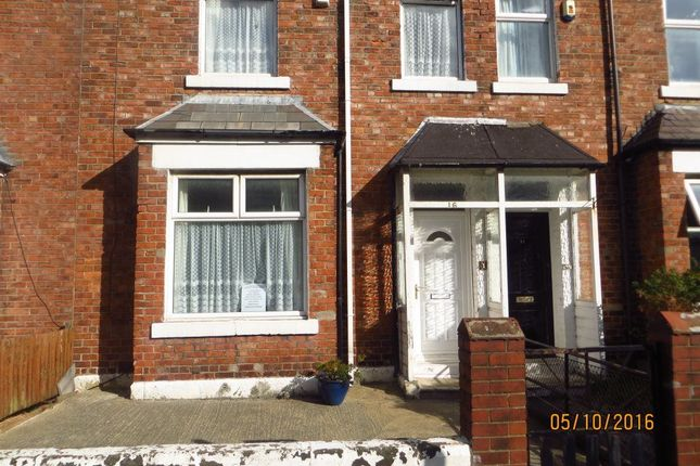 Thumbnail Property to rent in Belle Grove West, Spital Tongues, Newcastle Upon Tyne