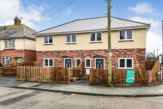 Thumbnail Semi-detached house for sale in Chapel Lane, Upwey, Weymouth