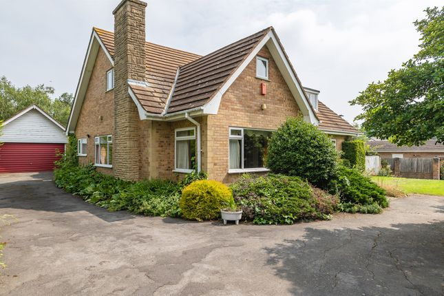 Thumbnail Detached house for sale in Westhawe, Bretton, Peterborough