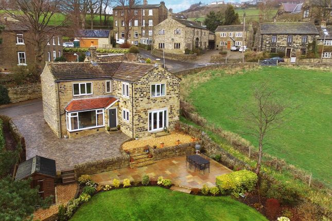 Thumbnail Detached house for sale in Water Hill Lane, Warley, Halifax