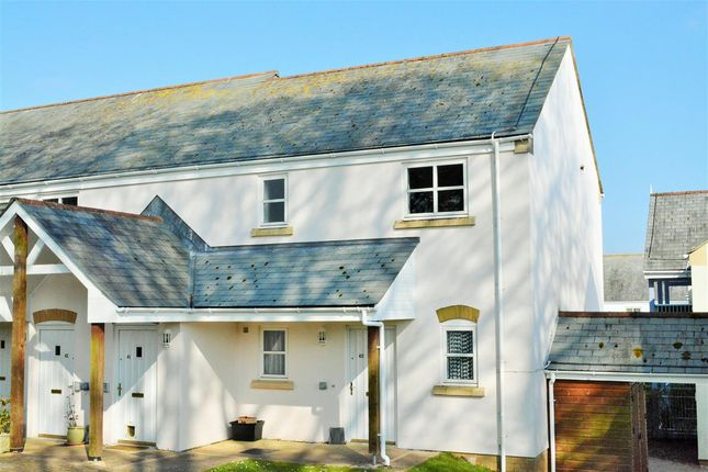 Thumbnail Flat for sale in Roseland Parc, Tregony, Cornwall