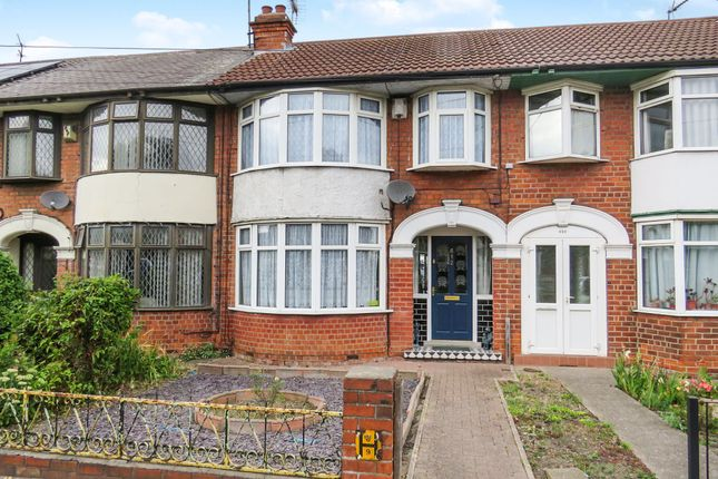 Thumbnail Terraced house for sale in Spring Bank West, Hull