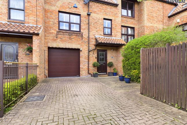 4 bed terraced house for sale in Wain Well Mews, Lincoln LN2