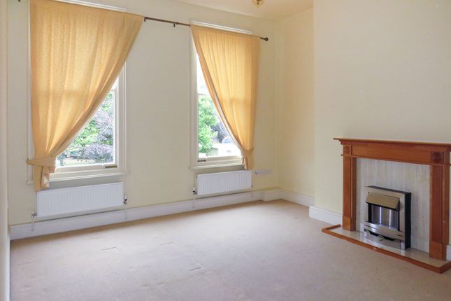 Thumbnail Flat for sale in Princess Road East, Leicester