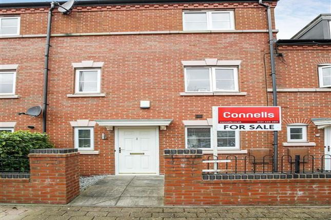 Thumbnail Town house for sale in Barrett Street, Edgbaston, Birmingham