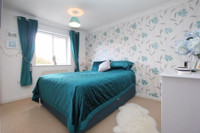 Bedroom Two of Cilgant Y Meillion, Rhoose, Barry CF62