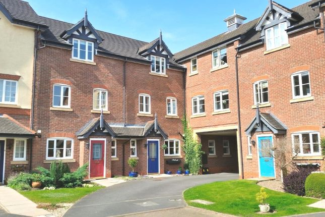 Thumbnail Town house to rent in Deane Court, Stapeley, Nantwich