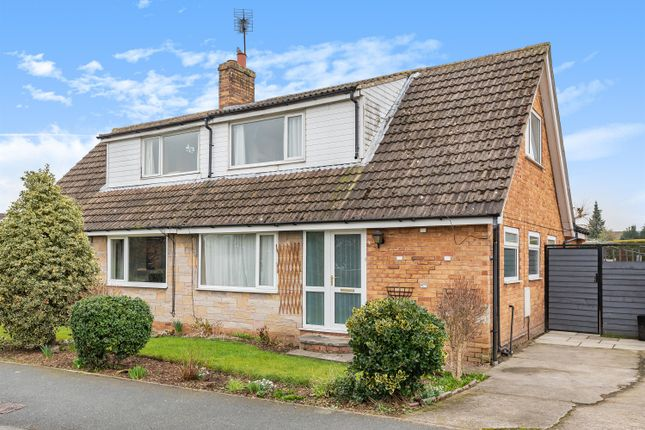 3 bed semi-detached house for sale in Prospect Drive, Tadcaster LS24