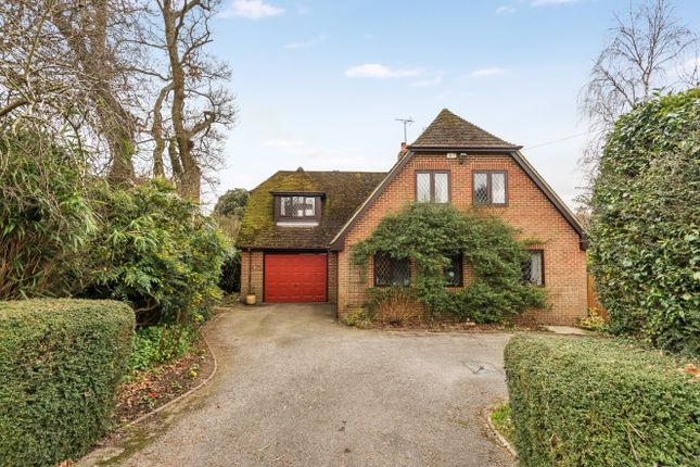 Thumbnail Detached house for sale in Durford Road, Petersfield