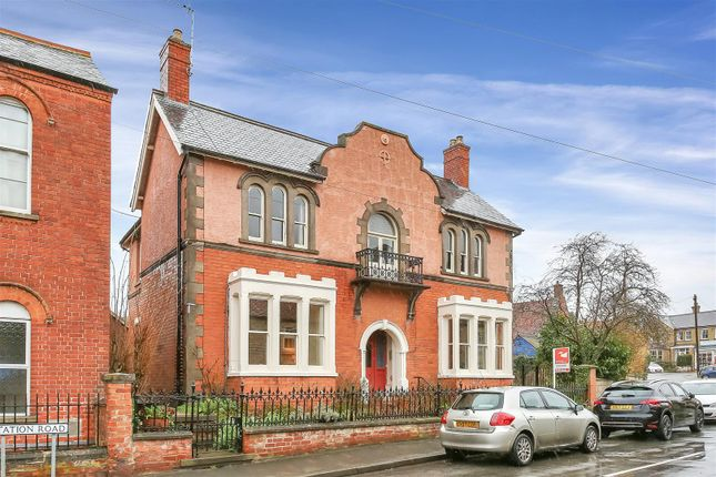 Thumbnail Detached house for sale in Station Road, Corby Glen, Grantham