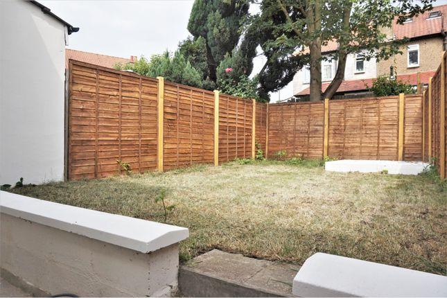Garden of Dunkeld Road, South Norwood SE25