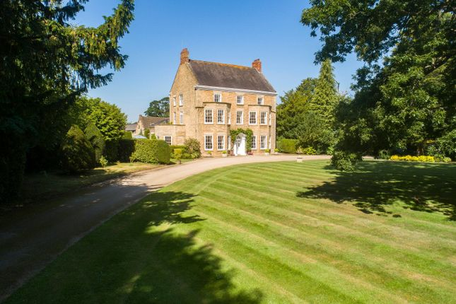 Thumbnail Detached house for sale in The Old Vicarage, Vicarage Lane, Scawby, Brigg