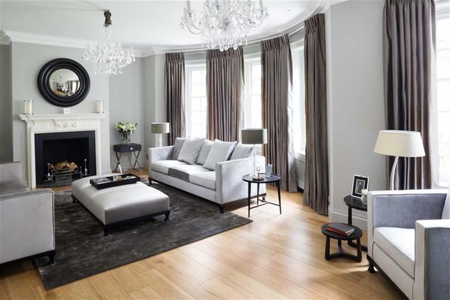 Thumbnail Property to rent in Upper Brook Street, London